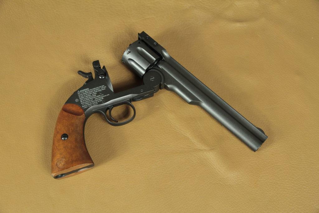 Schofield #3 Replica Revolver